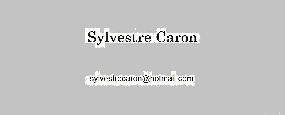 Sylvestre Caron